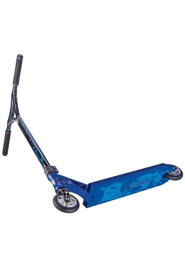 Grit scooters tremor