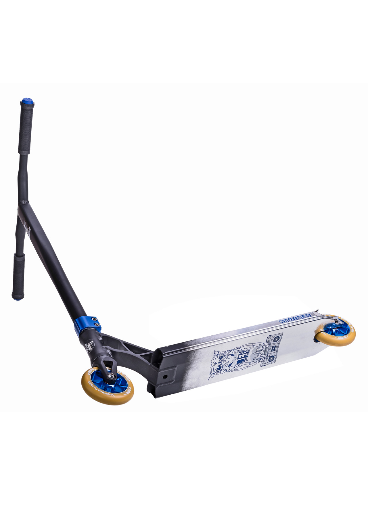 Ben Thomas signature scooter