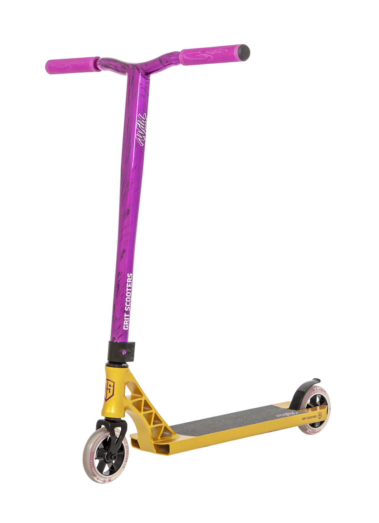 Grit Scooters wild