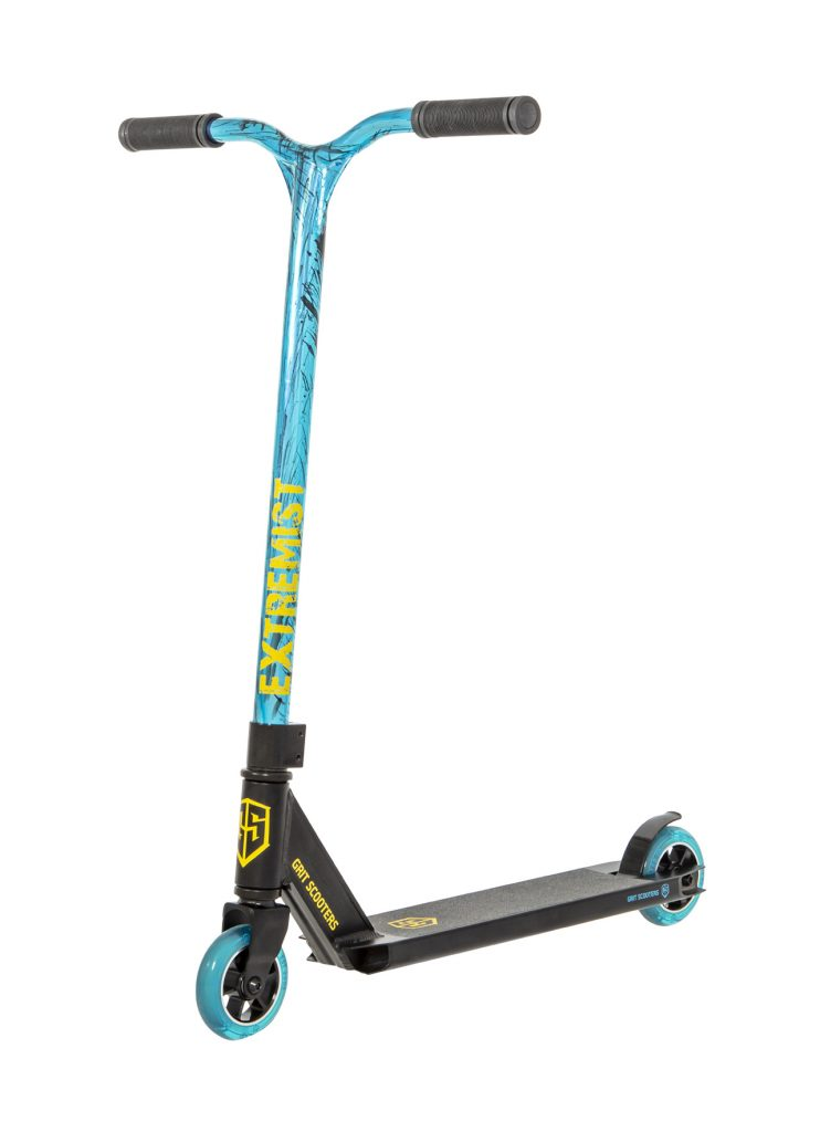 Grit Scooters extremist